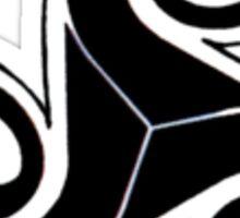 Triskele Symbol Sticker