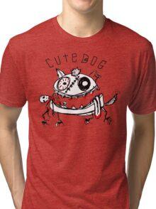 Dog Funny Tri-blend T-Shirt