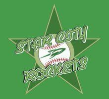The Star City Rockets T-Shirt