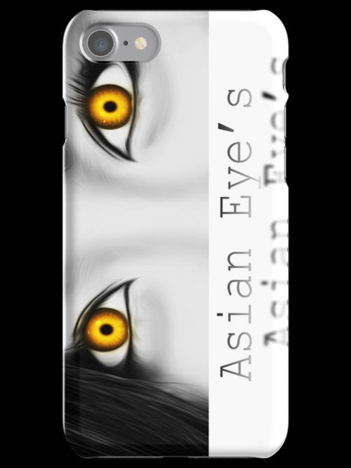 Asian Eye's 5 by Husky