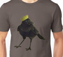 The Crow King Unisex T-Shirt