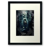 Burial v2 Framed Print