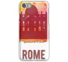 Rome Italy iPhone Case/Skin