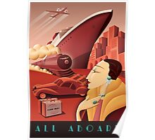 All Aboard Poster