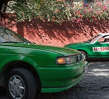Dueling Taxis  by Earthquake