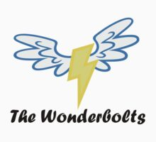 My Little Pony - Wonderbolts Shirt by YedemaYeti