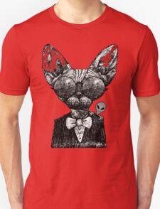 Cat Sphynx  Alien T-Shirt