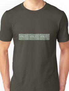 cups and rings GREEN Unisex T-Shirt