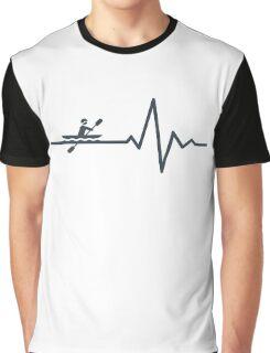 Kayak Life! Graphic T-Shirt