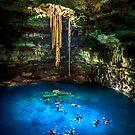Cenote Samula, Yucatan, Mexico by ThisMoment