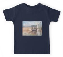 Happy Holidays and Sandy Toes Kids Tee