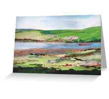 The Cove, Bantry Bay, Ireland Greeting Card