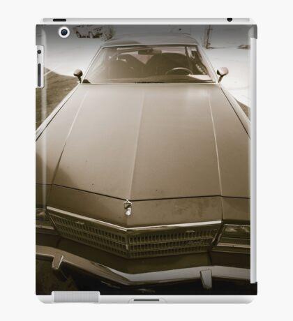 Pimp my car iPad Case/Skin