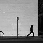 Walking East on Lake Street by Mark Jackson