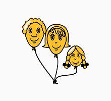 Balloon family daughter Unisex T-Shirt