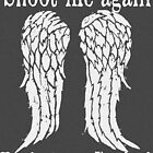Daryl Dixon The Walking Dead by geekchicprints