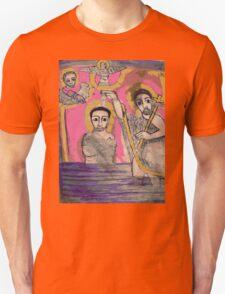 Ancient Manuscript Unisex T-Shirt