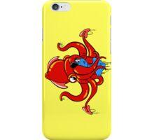 Squid Ink iPhone Case/Skin