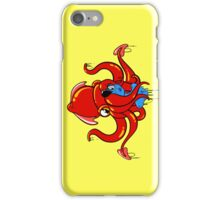 Squid Ink iPhone Case/Skin