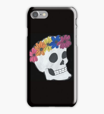 Pushing Up Daisies iPhone Case/Skin