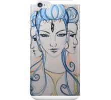Yoga Devi 3 iPhone Case/Skin