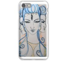 Yoga Devi 3 iPhone Case/Skin
