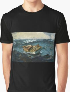 The Gulf Stream by Winslow Homer (1899) Graphic T-Shirt