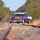 Chev On Track by Neil Bushby