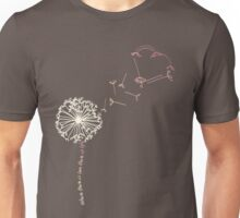 Where there is love, there is life. Unisex T-Shirt