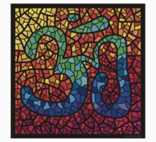 Stained Glass OM T-Shirt