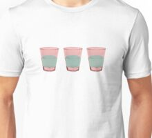 Rose Coloured Glasses Unisex T-Shirt