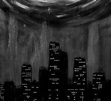 City Of Ashes by Morgan Ralston