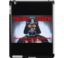 TRUMP VADER iPad Case/Skin