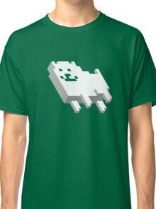 Cute Pixel Dog Classic T-Shirt