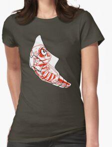 metapod X-ray, Pokemon Womens Fitted T-Shirt