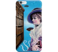 Submarines in the Library iPhone Case/Skin