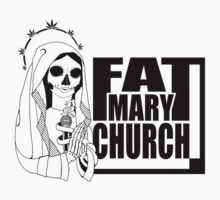Fat Mary Church - clothing (W) by rootsofriot