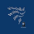 wibbly wobbly timey wimey...stuff (iPhone & iPad Only) by Jason Bran-Cinaed