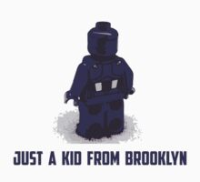JUST A KID FROM BROOKLYN Kids Tee