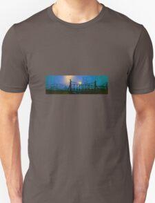 bates pit night BLUE Unisex T-Shirt