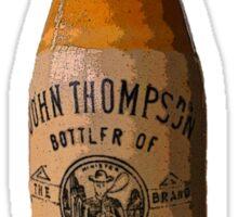 stout bottle mk. II Sticker
