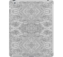 Dark Flower winter edition -  iPad cases iPad Case/Skin