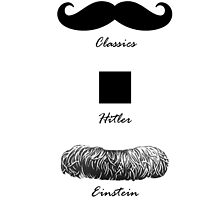 Great Moustaches by jacoias