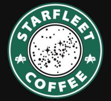 Starfleet Coffee Janeway Java One Piece - Short Sleeve