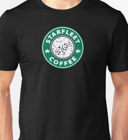 Starfleet Coffee Janeway Java Unisex T-Shirt