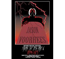 Friday The 13th Part 6: Jason Lives Photographic Print