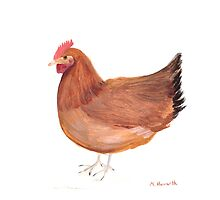 Hen by Monika Howarth
