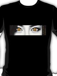 Asian Eye's front and back T-Shirt