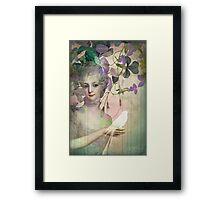Antoinette Framed Print