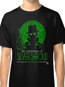 The Adventures of Silver Shroud Classic T-Shirt